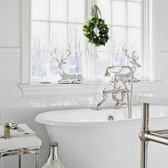 Bathroom Decorating Ideas For Christmas
