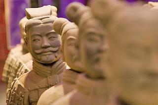 Seni Pahat Prajurit Terakota Warisan Terunik di Dunia