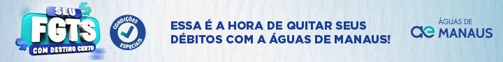 ÁGUAS DE MANAUS