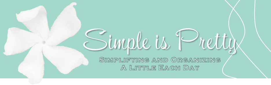 Simple is Pretty