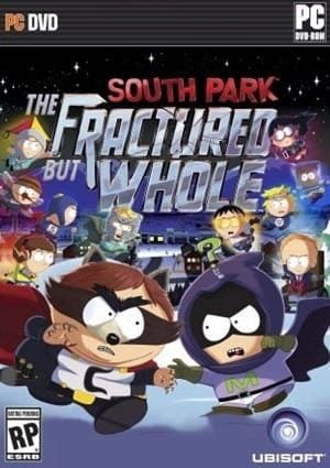 South Park - A Fenda que Abunda Força Jogos Torrent Download capa