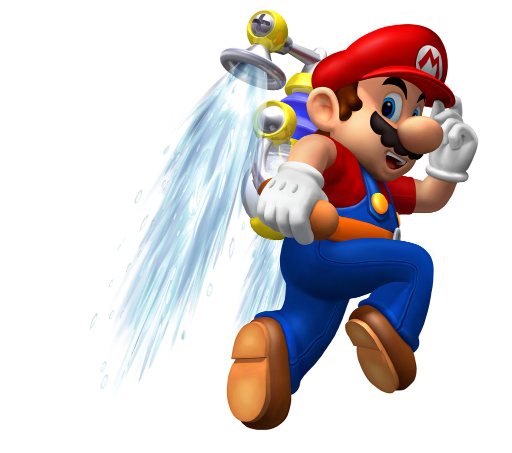 Super Mario HD & Widescreen Wallpaper 0.829830599580861