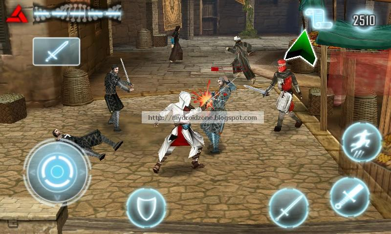 game assassins creed 3 for android