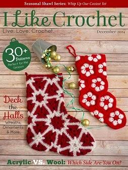 I Like Crochet Subsribe Today http://www.ilikecrochet.com/subscribe/?mqsc=JEGREBL111414
