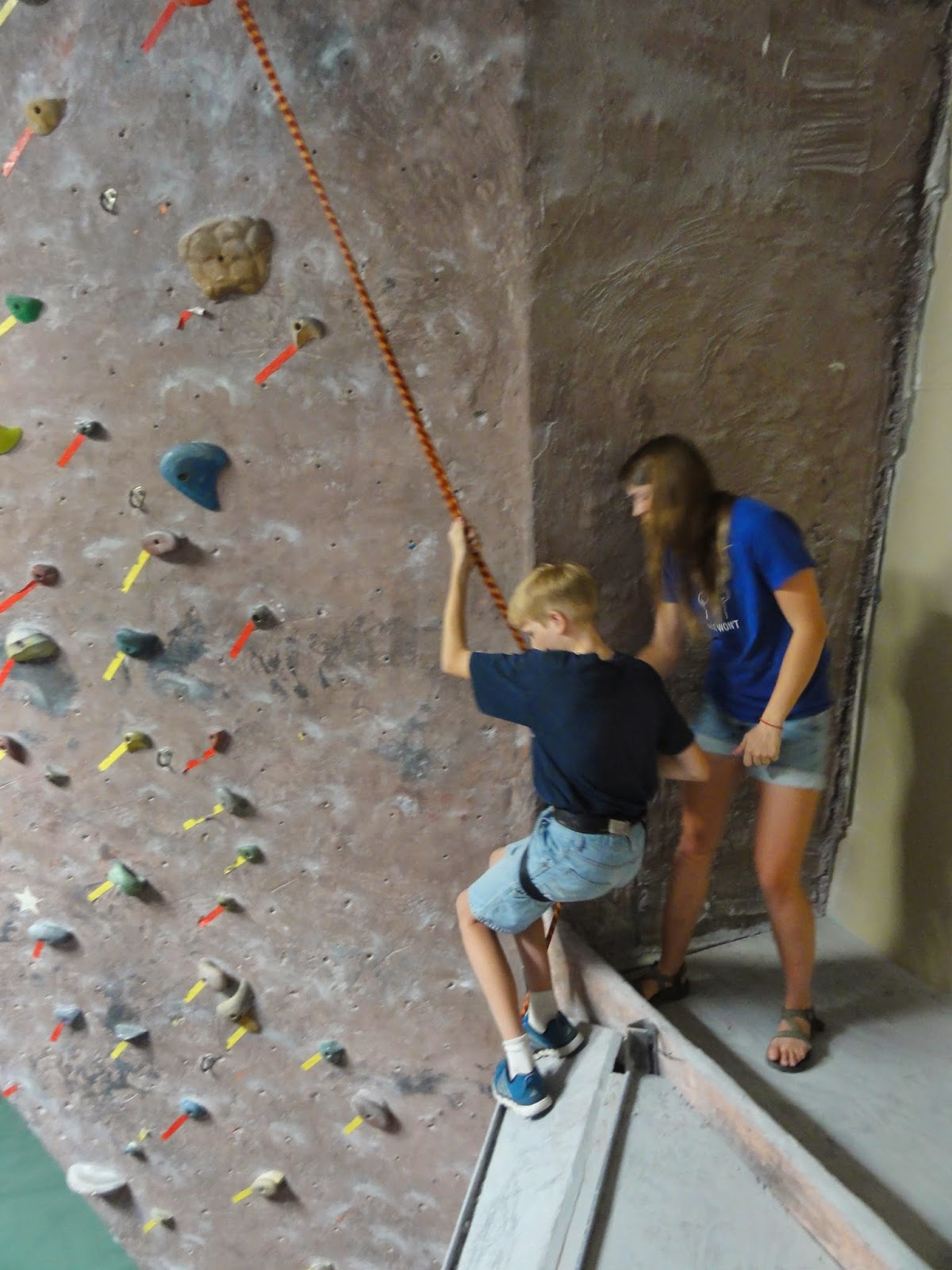 Austin top 50 fun in the sun austin rock gym gym has a great program where they will teach the entire merit badge for 70 or just the climbing and knot portion for 35 the class looked like a lot 1betcityfo Choice Image