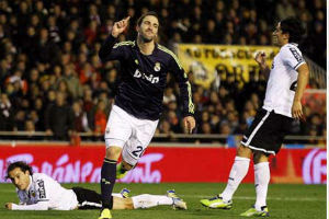 Video Highlights Valencia 0 - 5 Real Madrid