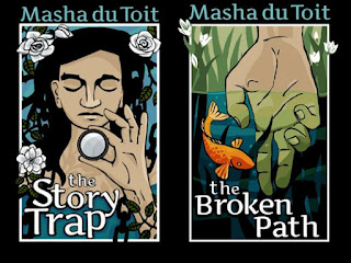 The Story Trap, The Broken Path books
