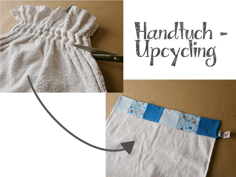 edeltraud mit punkten handtuch upcycling. Black Bedroom Furniture Sets. Home Design Ideas