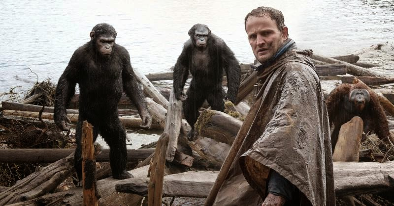 Úsvit planety opic (Dawn of the Planet of the Apes) – Recenze