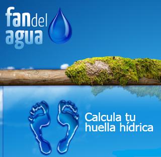 CALCULA TU HUELLA HÍDRICA