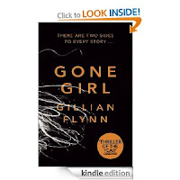 a weekend of crime novels gone girl by Gillian Flynn