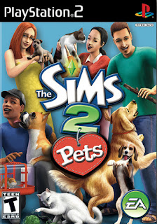 The Sims 2: Pets Ps2 Iso Mega Ntsc Juegos Para PlayStation 2 Descargar