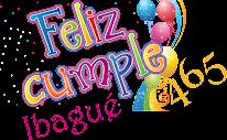 Feliz Cumpleaños 465 Ibagué
