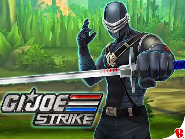 G.I. Joe: Strike v1.0.1 APK MOD