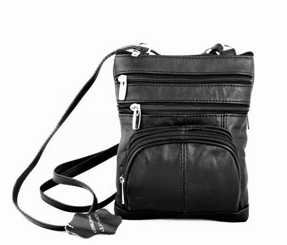 Purse organizer for site seeing and travel