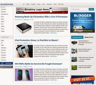 free-premium-blogger-template