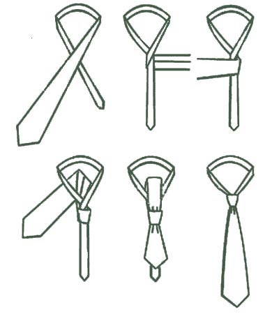 how to tie a tie free pdf user manual