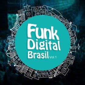 capa Funk Digital Brasil   Vol. 1