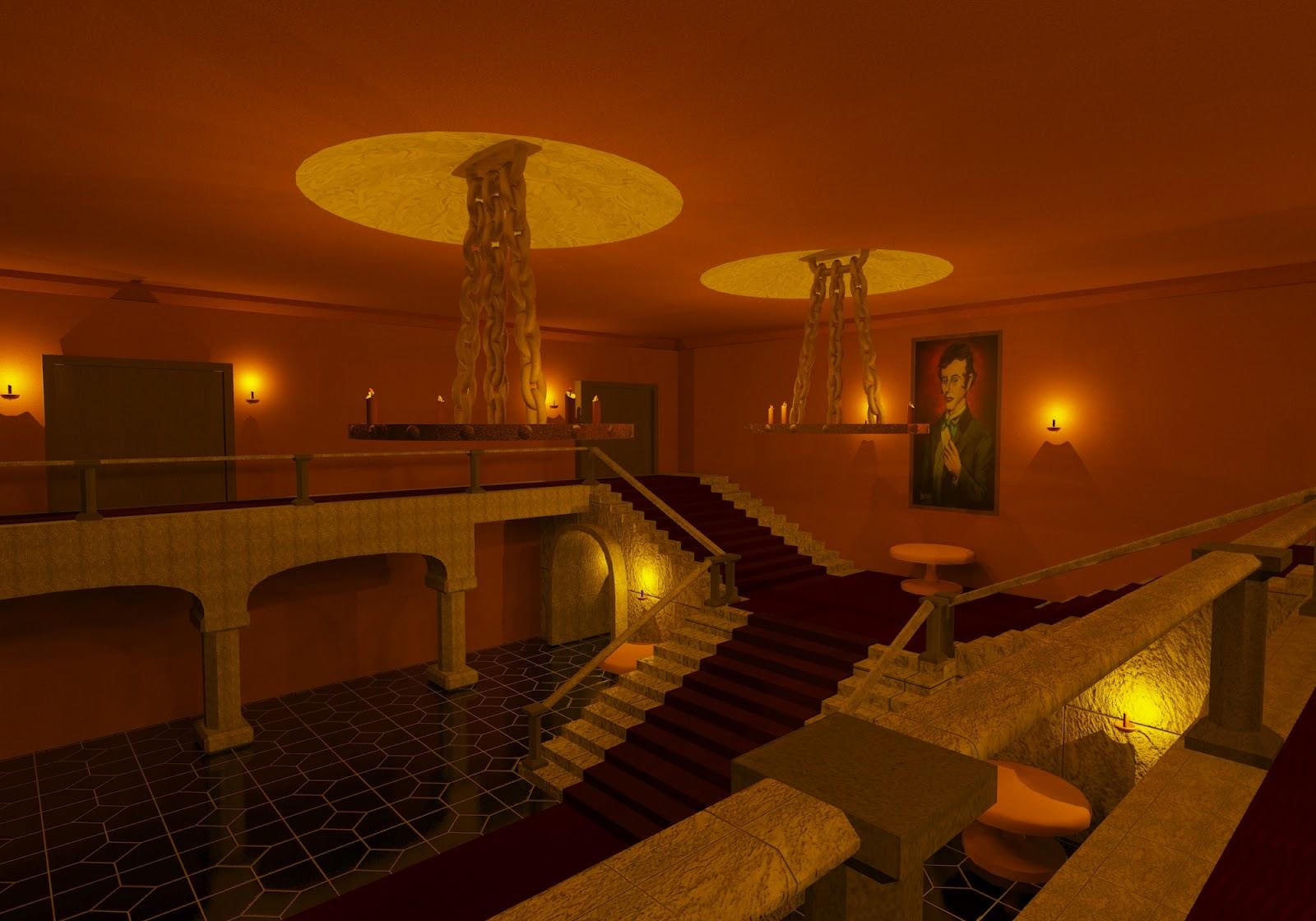 Mansion Foyer Email : Vijay reith s qca