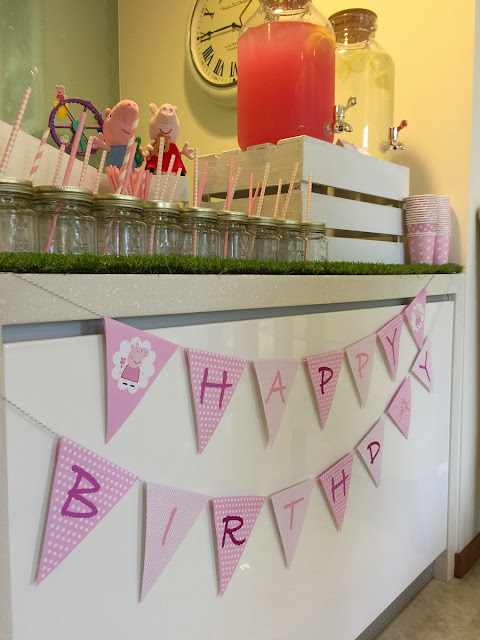 peppa pig party ideas 3 year old