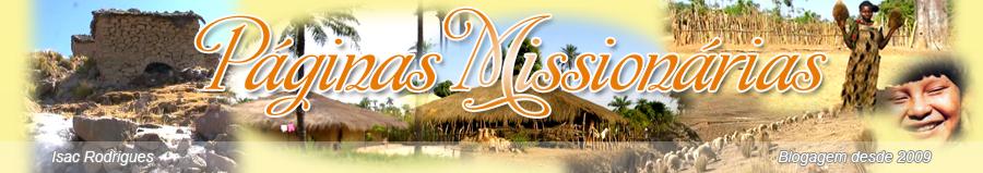 Páginas Missionárias