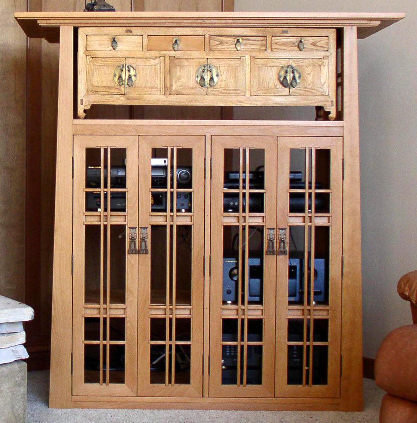 Arts And Crafts Kitchen Cabinets: Heistand Woodwork