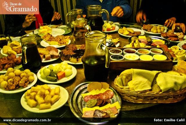 Café Colonial Bela Vista: Como a foto mostra, você deve ir preparado.
