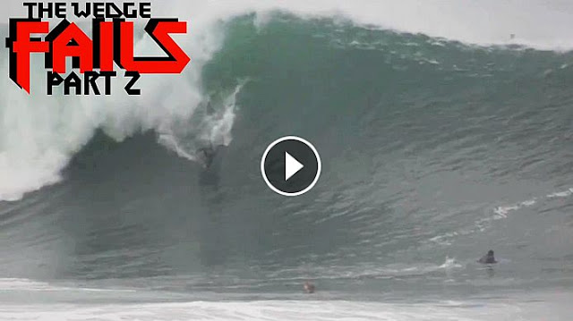 The Wedge Wipeout Fail Compilation Pt 2 2015