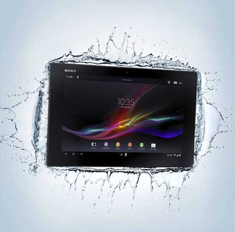 Tablet Android Sony Xperia Z SGP311U1/B 10.1-Inch 16GB