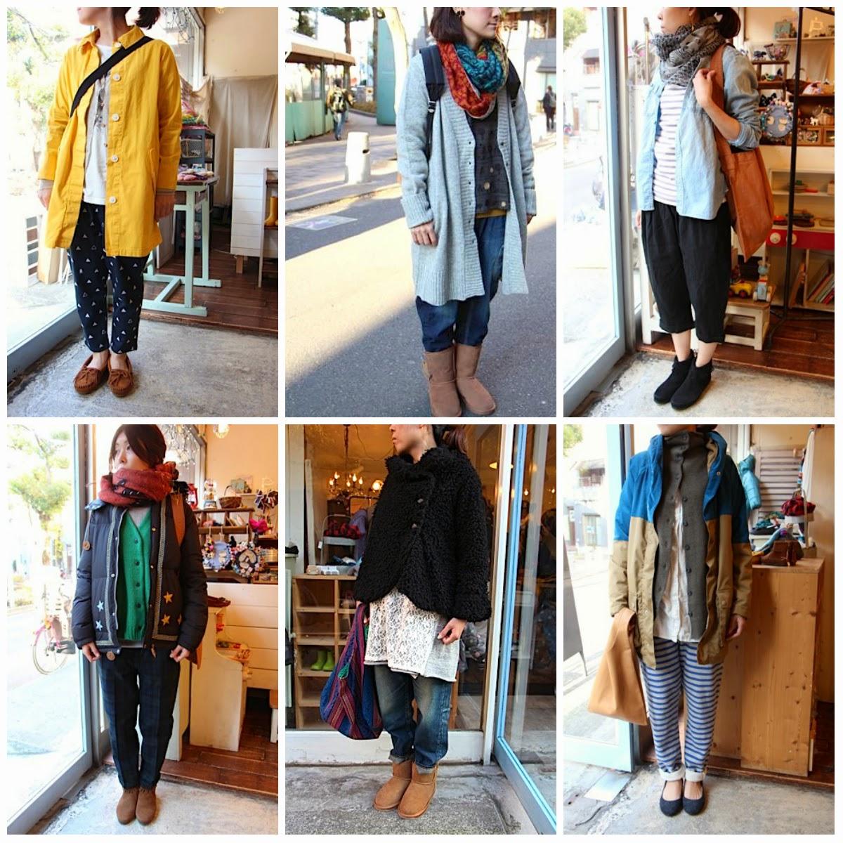 Стиль японской мамы, японский стиль в одежде