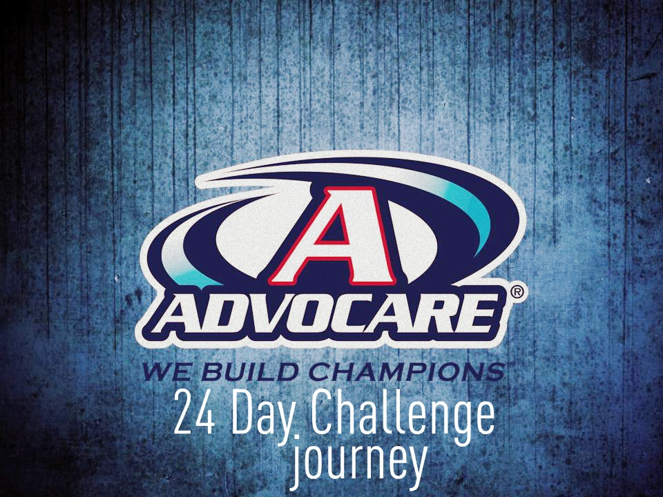 Advocare's 24 Day Challenge