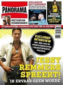 Jessy Remmers spreekt!