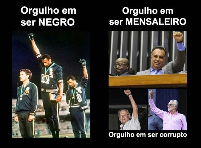 Mensalão, corrupção, José Genoíno, José Dirceu, Delúbio Soares