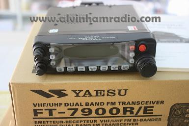 YAESU FT - 7900 R/E DUAL BAND