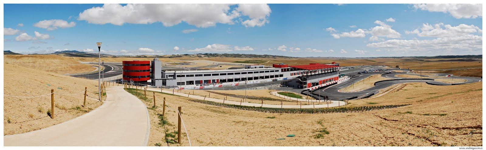 Circuito Navarra : Eventos circuito de navarra
