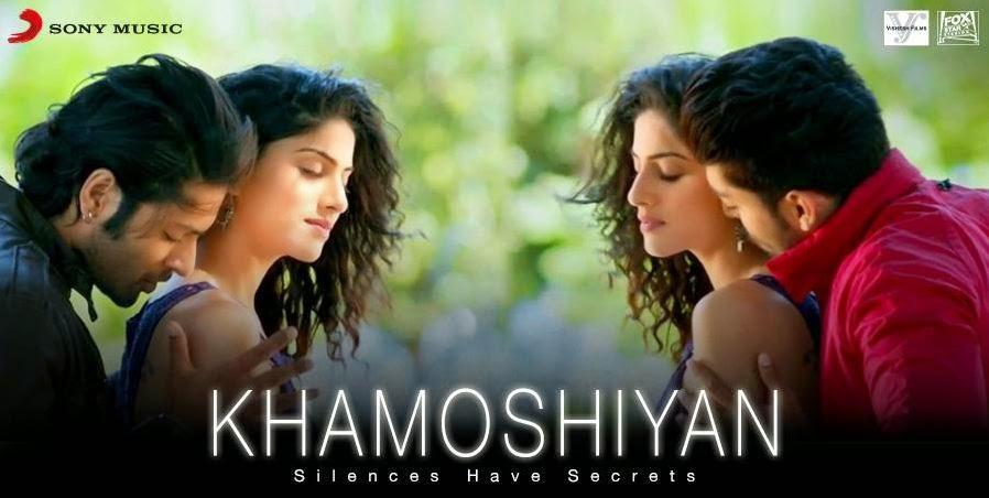 Baatein Ye Kabhi Naa-Khamoshiyan Full Song Piano Notes | BOLLYWOOD ...