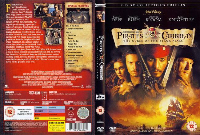 Pirates of the Caribbean: The Curse of the Black Pearl – Latino