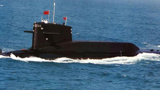 Kapal selam kelas Jin