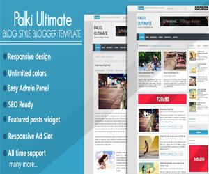 Chia sẻ template blogspot tin tức cá nhân chuẩn seo, load nhanh
