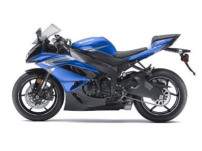 2011 Kawasaki Ninja ZX-6R Pictures