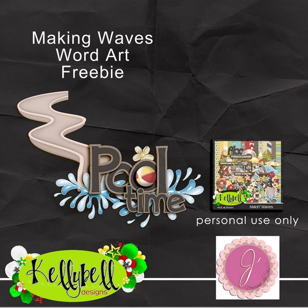 Making Waves at Kellybell Designs!