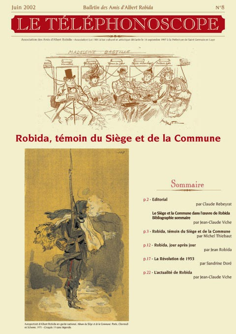 n°8 – Robida témoin du Siège et de la Commune