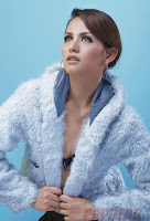 Foto DJ Jessica Juliantian di Majalah Popular