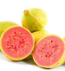 Guava fruit calories nutrition facts
