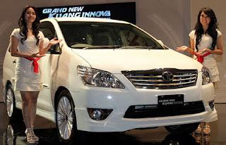 Kijang Innova Toyota Madiun