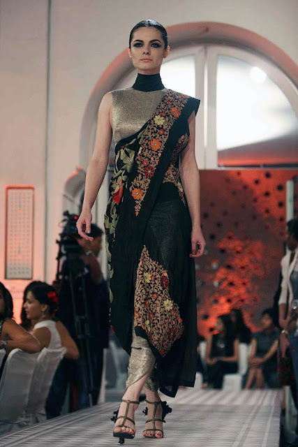 Delhi Couture Week 2012 Anamika Khanna Collection