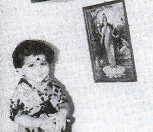 vidya balan childhood