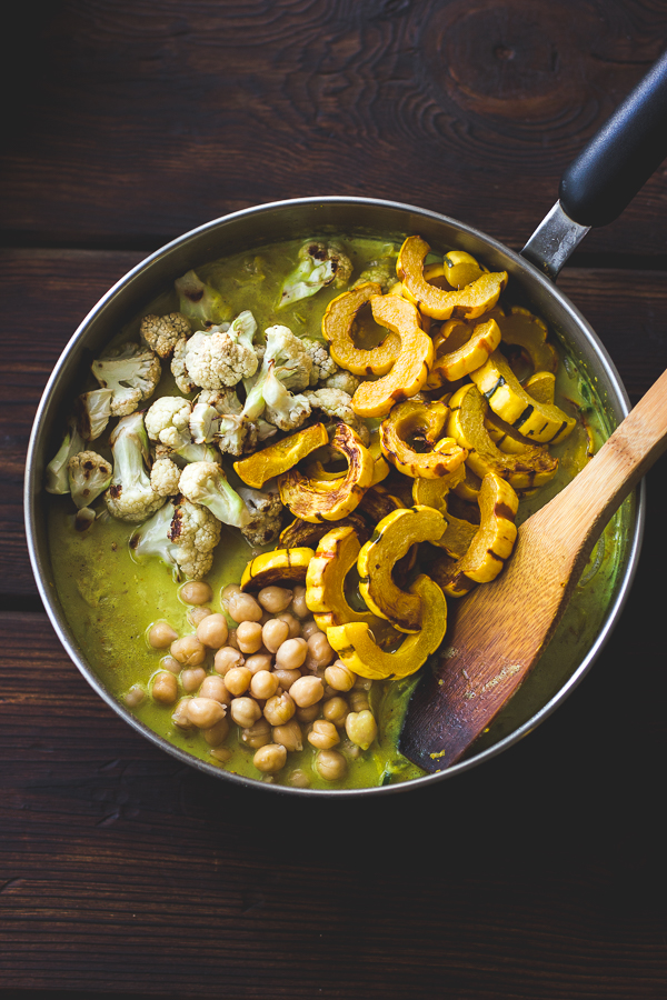 The Bojon Gourmet: Roasted Delicata Squash, Cauliflower + Chickpea ...