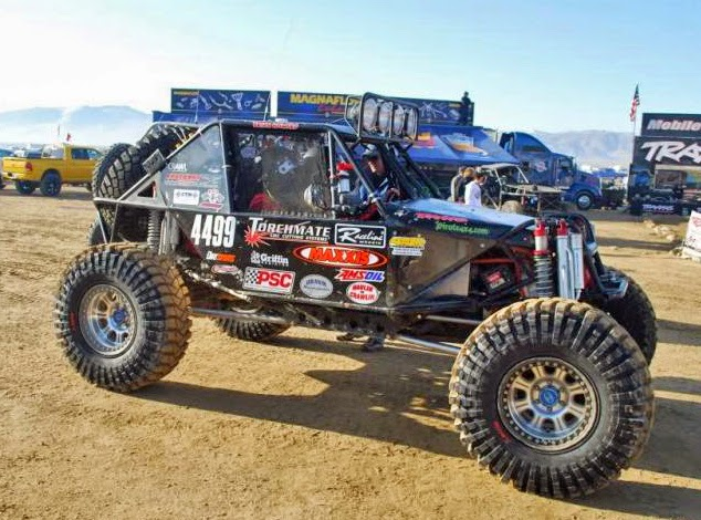 Off-Road ULTRA4 Truck Racing Championships in Reno