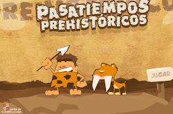 PASATIEMPOS PREHISTORICOS